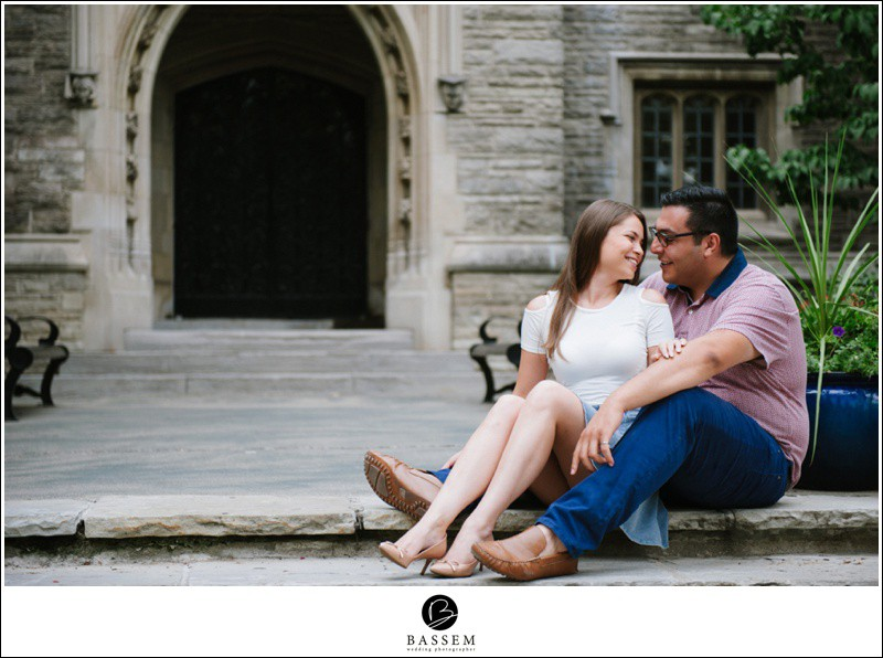 McMaster University dating